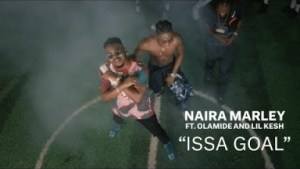 Video: Naira Marley Ft. Olamide X Lil Kesh – Issa Goal